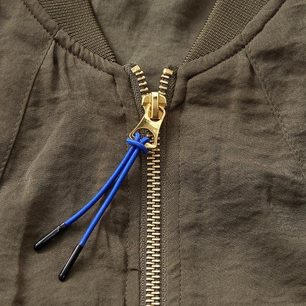Ruban extensible pour fermetures à glissière – bleu roi