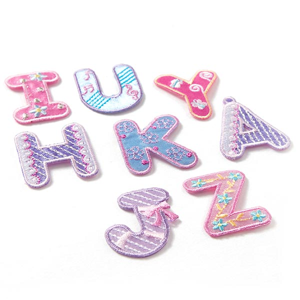 Application Lettres – Z