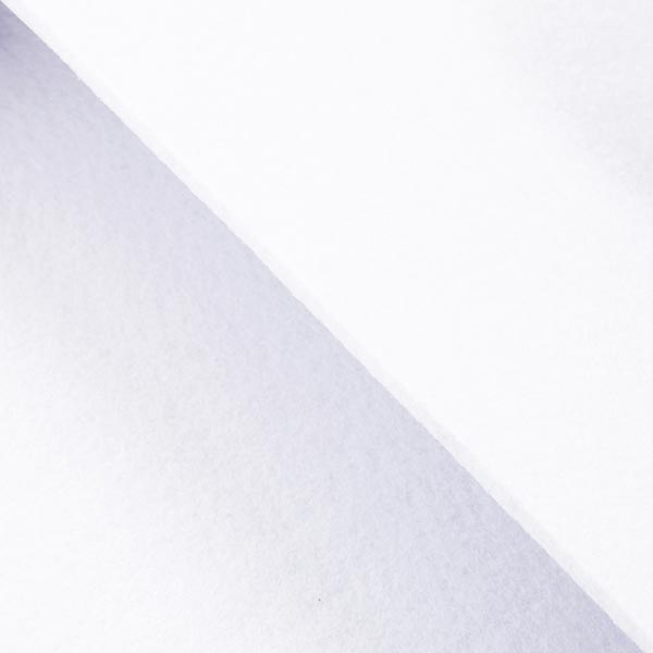 Filz 45cm / 5mm stark – weiss