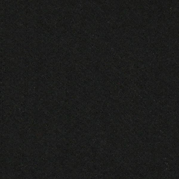 Filz 45cm / 5mm stark, 2 - schwarz