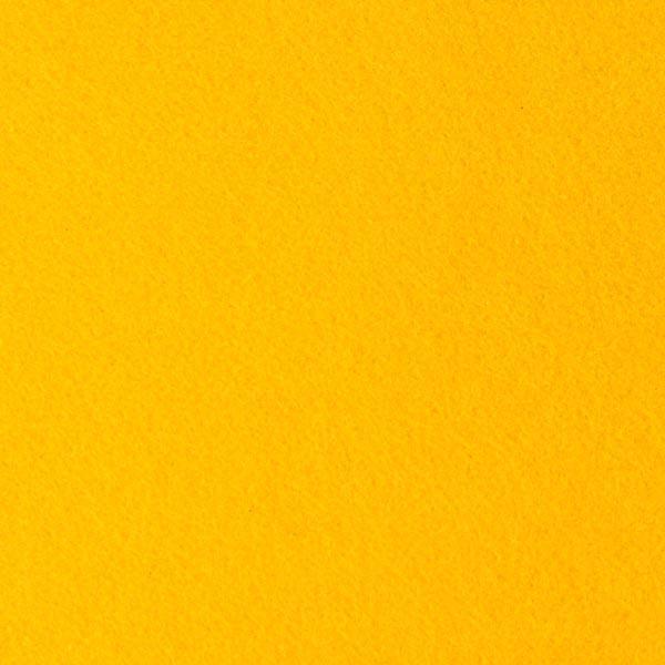 Filz 45cm / 5mm stark, 18 - gelb
