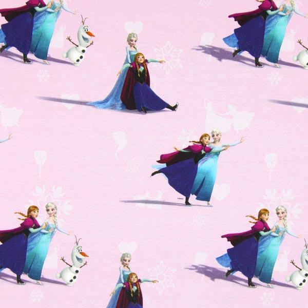 Jersey Disney Elsa 2 - rose vif