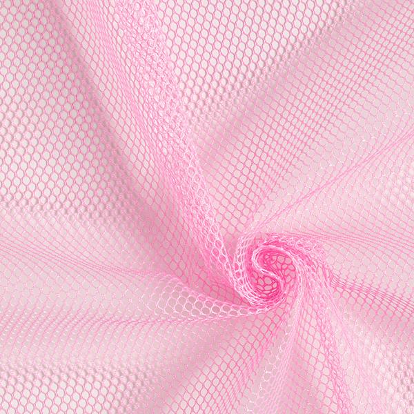 Sacs tissu mesh – rose