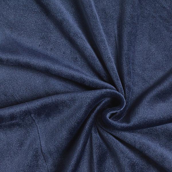 Nicki Fleece uni – marineblau