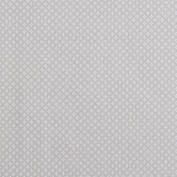 Tissu pour chemise Popeline coton Oriental – gris clair