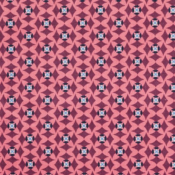 Samtiger Hosenstretch Kaleidoskop – beere