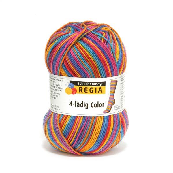 Regia 4 fils Color, Schachenmayr, 100 g (3726)