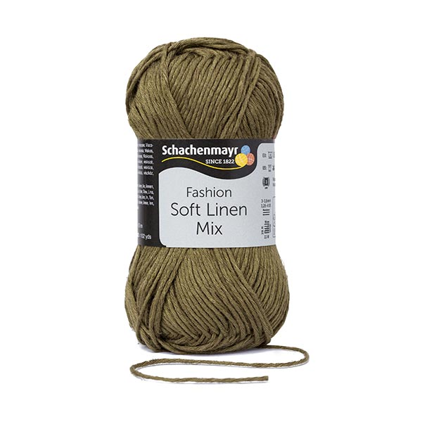 Soft  Linen Mix, 50 g | Schachenmayr (00074)