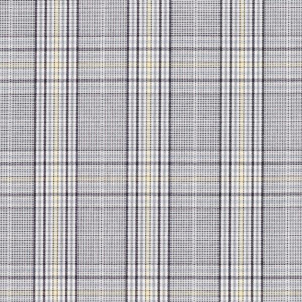 Hosenstretch Glencheck – gris clair/jaune clair