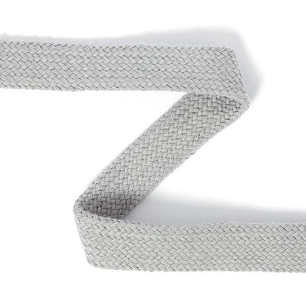 Cordon tubulaire pour sweatshirts à capuche [20mm] 5 - gris