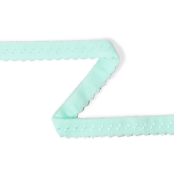 Ruban à border en dentelle élastique (12mm) 6
