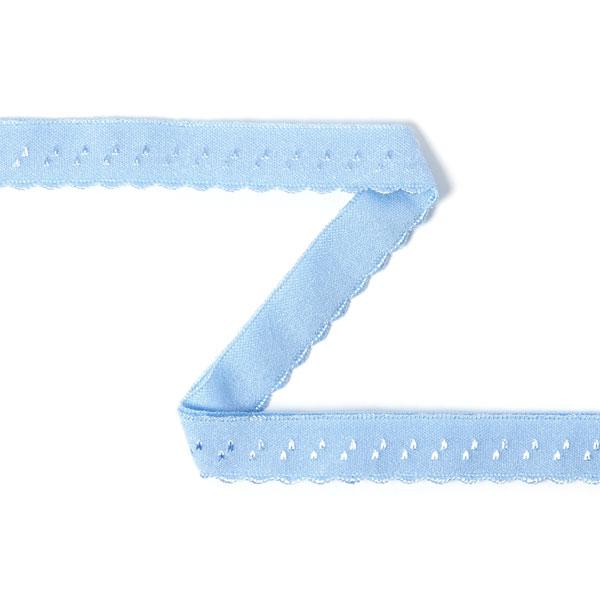 Ruban à border en dentelle élastique (12mm) 19