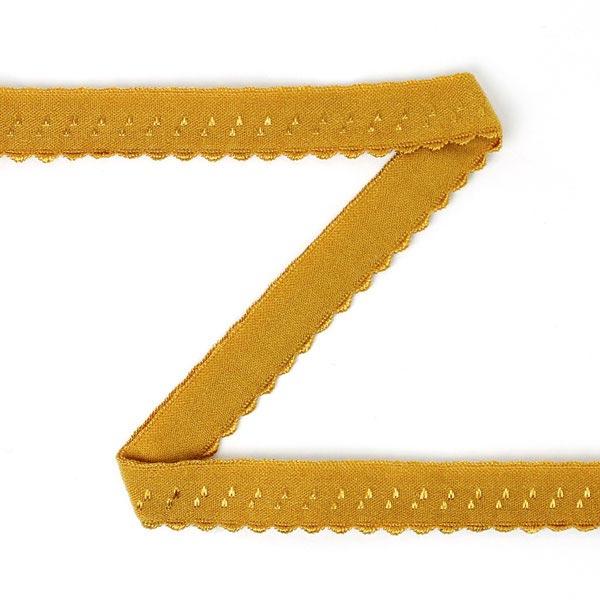 Ruban à border en dentelle élastique (12mm) 9,