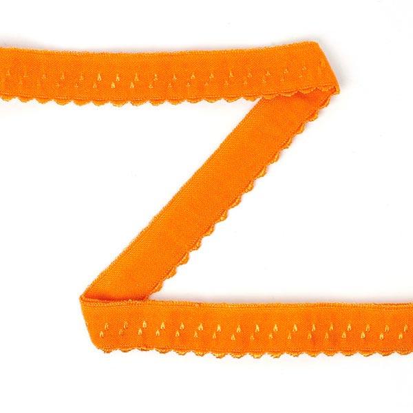 Ruban à border en dentelle élastique (12mm) 10,