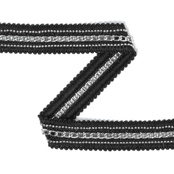 Galon avec chaîne métallique 2