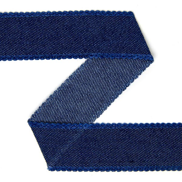 Jeansband – marineblau