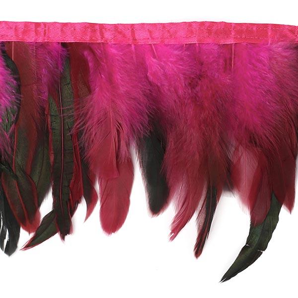 Federborte Amay - pink