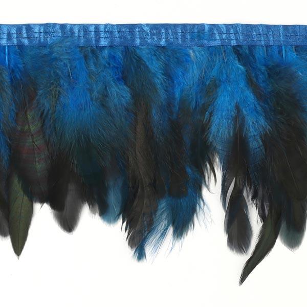 Federborte Amay - königsblau