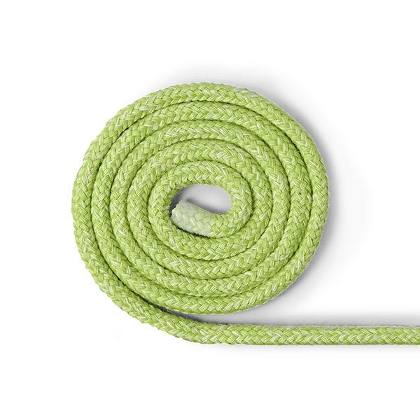 Cordon chiné (4 mm) 2 – vert clair