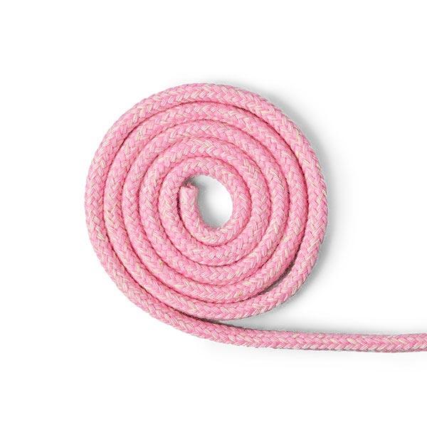 Kordel Melange [Ø 4 mm] - rosa