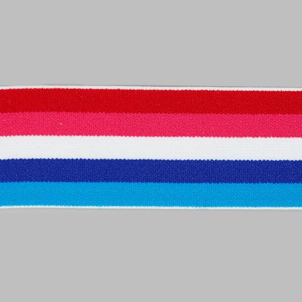 Ruban élastique Multicolore 4
