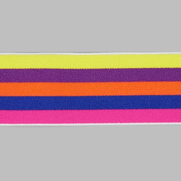 Ruban élastique Multicolore 7