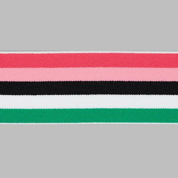 Ruban élastique Multicolore 8