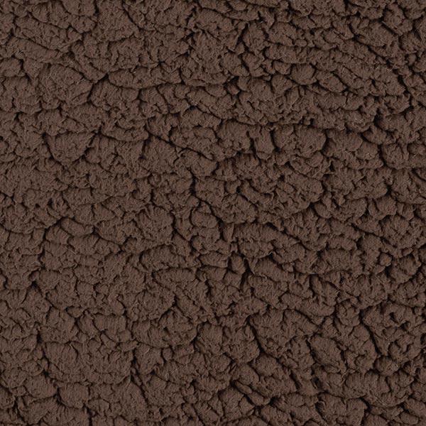 Kunstfell Schafsfell – dunkelbraun