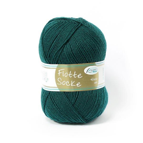Flotte Socke 4f uni | Rellana, 100 g (0938)