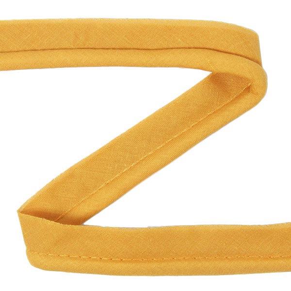 Galon passepoil en coton [20 mm] - jaune ocre