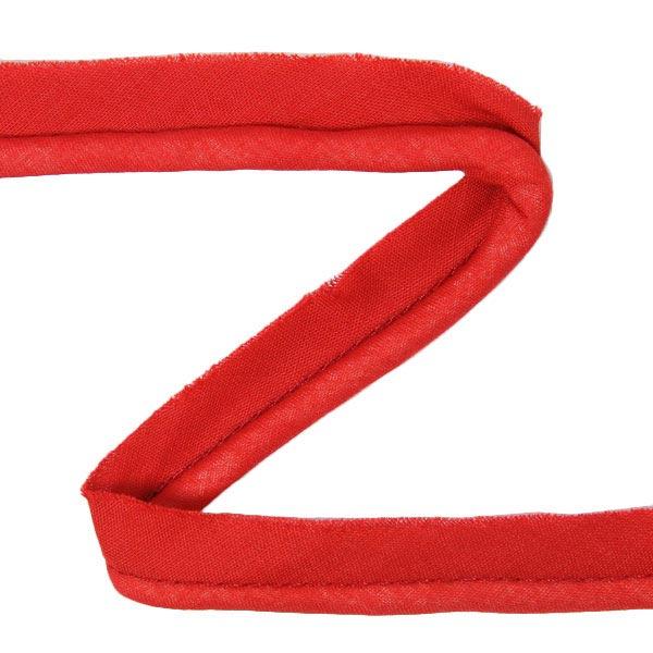 Galon passepoil en coton [20 mm] - rouge vif