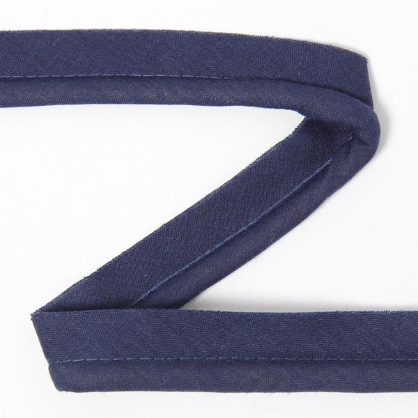 Galon passepoil en coton [20 mm] - bleu marine