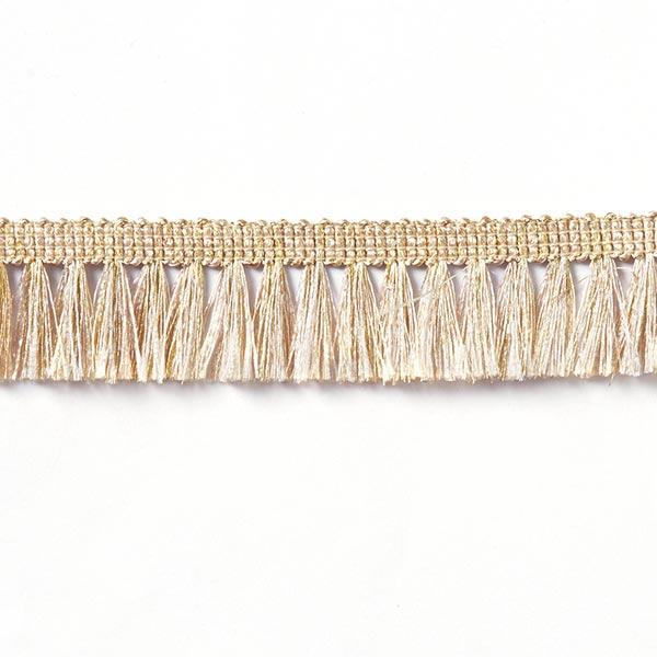 Frange métallisée [28 mm] - or vieilli