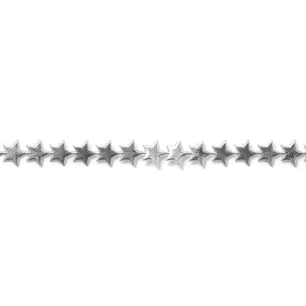 Sternenborte [8 mm] - silber