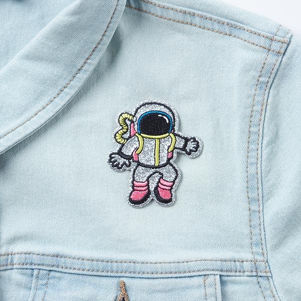 Application Space Astronaute [5,5 x 6,5 cm]