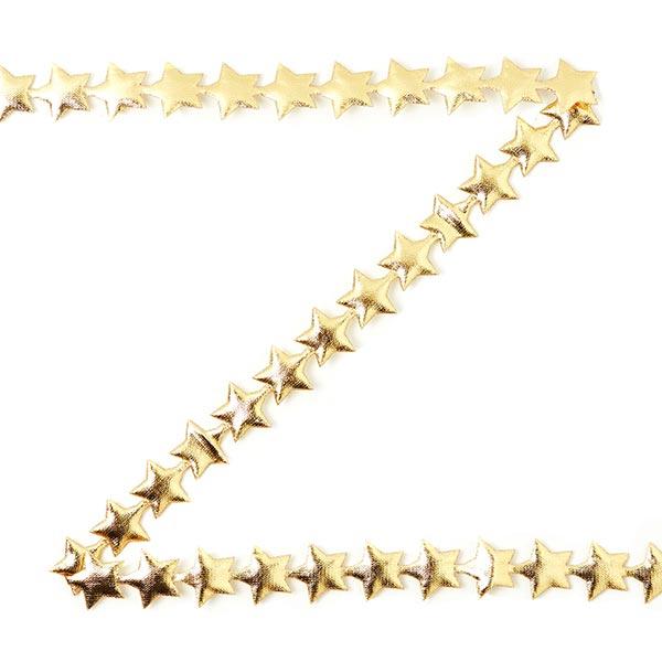 Guirlande étoilée - doré