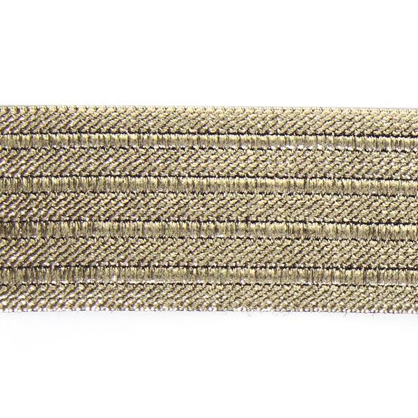 Bande Lurex élastique 2