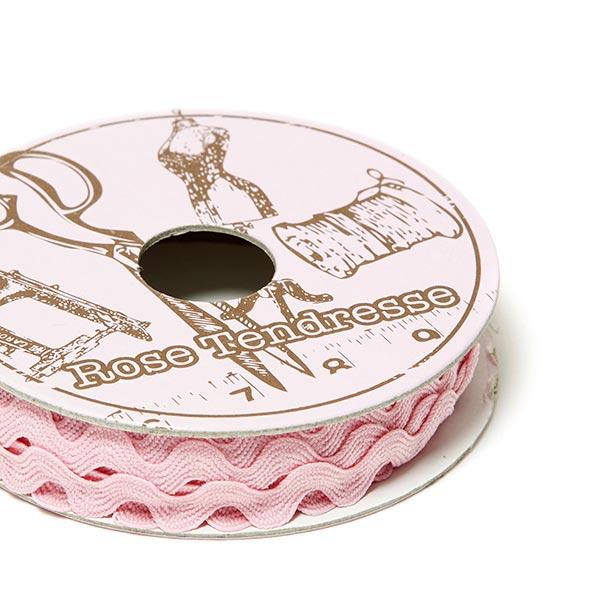 Galon dentelé, Mini bobine [2m]   9 – rosé