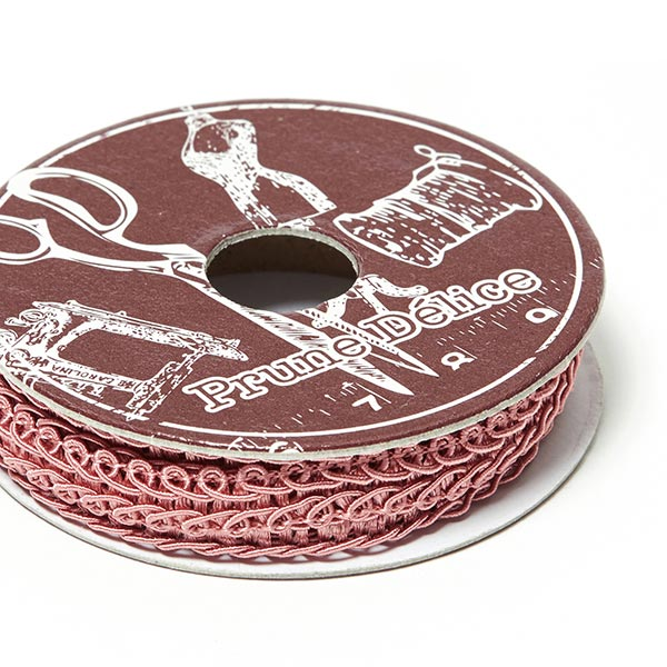 Galon de passementerie, Mini bobine [2mx 7mm] | 13 – framboise