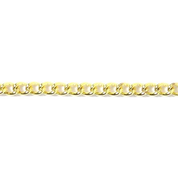 Chaîne à maillons [3 mm] – or