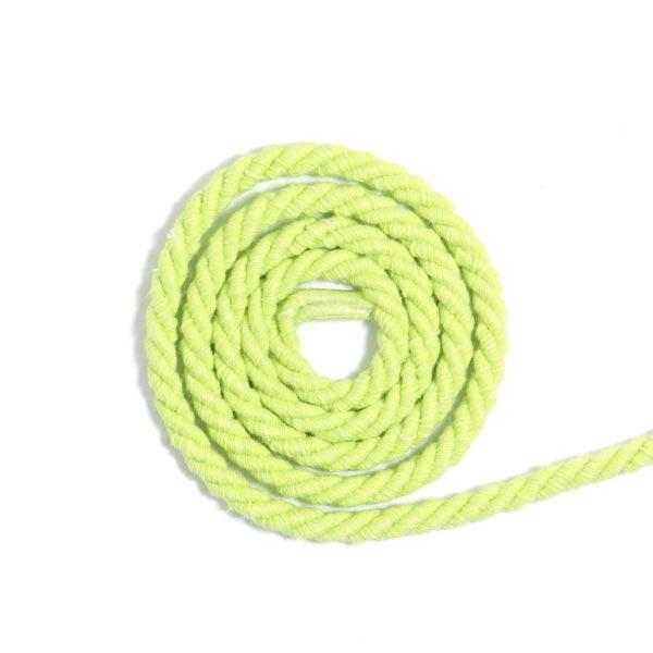 Baumwollkordel [Ø 5 mm] - hellgrün