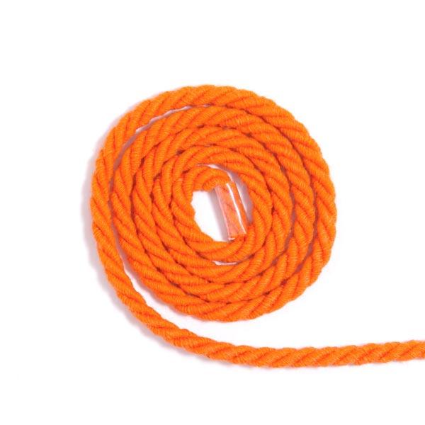 Baumwollkordel [Ø 5 mm] - orange