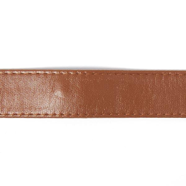 Sangle de sac Similicuir – brun-marron