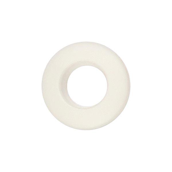 Œillets polyester – blanc
