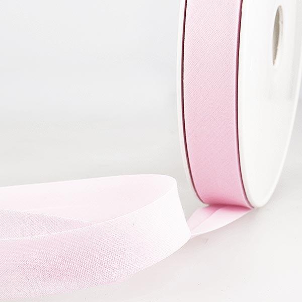Biais  [Largeur : 27 mm ] – rosé