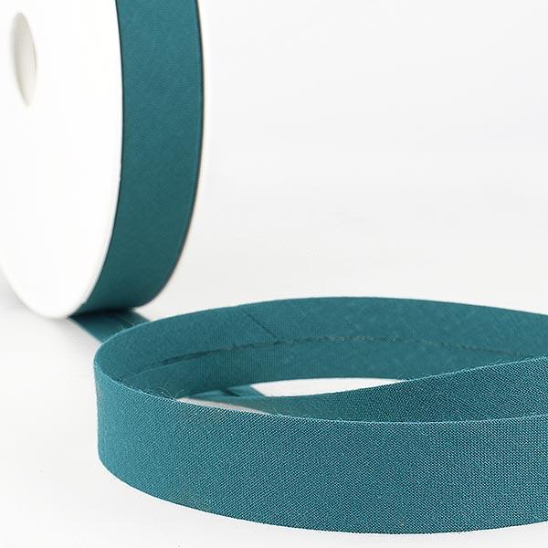 Biais  [Largeur : 27 mm ] – bleu turquoise