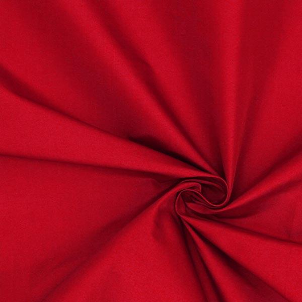 Taffetas déco Carmin – rouge vif