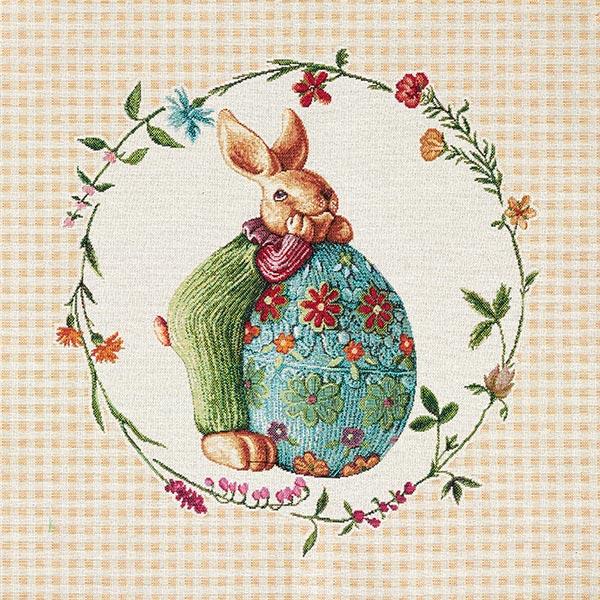 Gobelin Lapin de Pâques