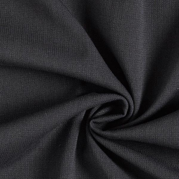Tissu pour pantalon et costume Mélange laine vierge Uni – anthracite