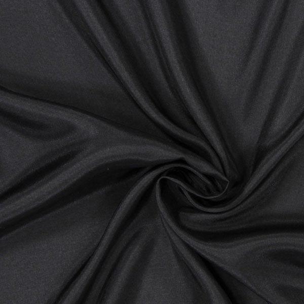 Neva´viscon Futterstoff – schwarz